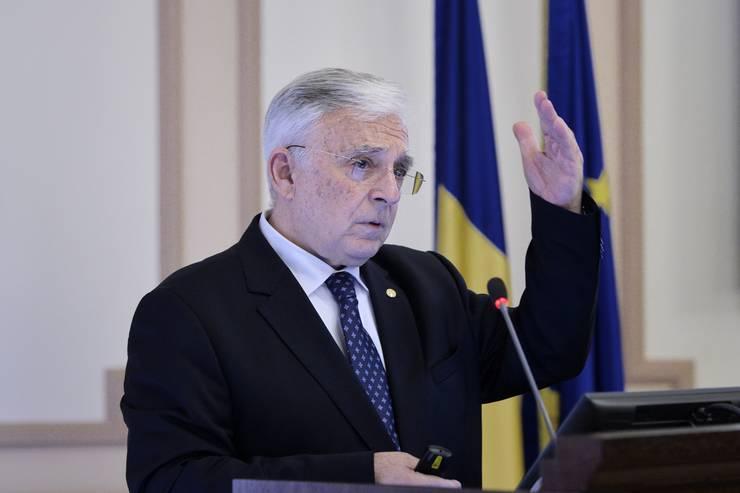 Guvernatorul BNR, Mugur Isărescu (Sursa: MEDIAFAX FOTO/Andreea Alexandru)