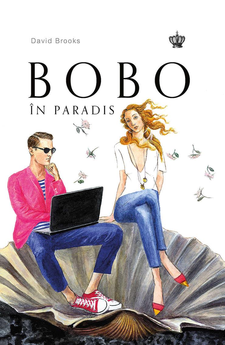Coperta cartii Bobo in paradis