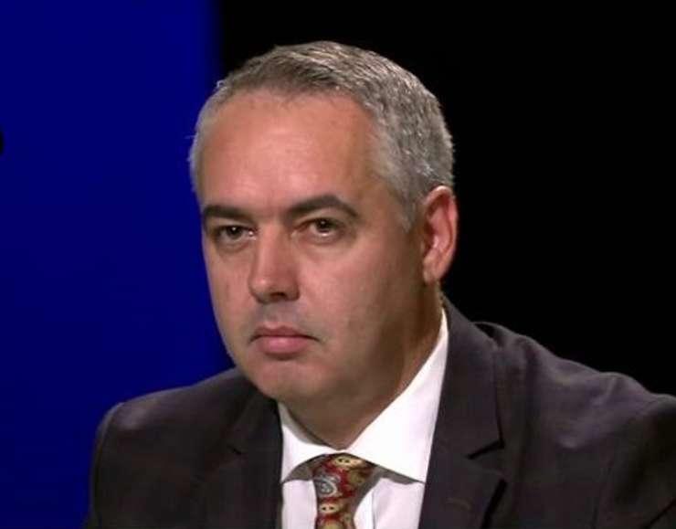 Preşedintele Asociaţiei Procurorilor din România, Bogdan Gabor (Foto: captură Digi24)