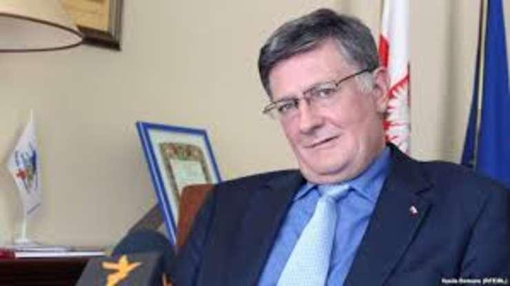 Bogumil Luft, fostul ambasador al Poloniei în România