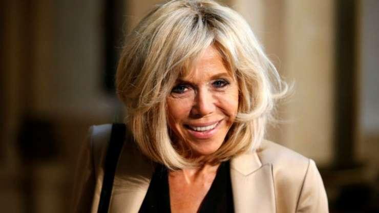 Brigitte Macron, sotia Presedintelui Frantei