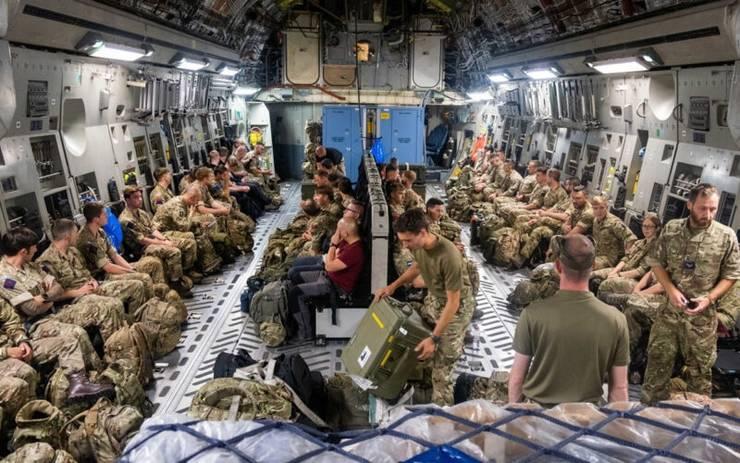 Armata, pregătită să ajute în cadrul crizei combustibililor din Marea Britanie : Europa FM