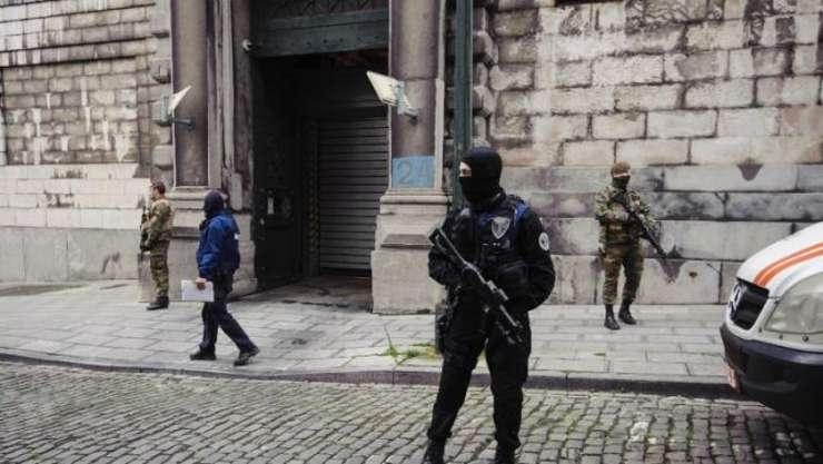 Operatiune antiterorista de amploare la Bruxelles