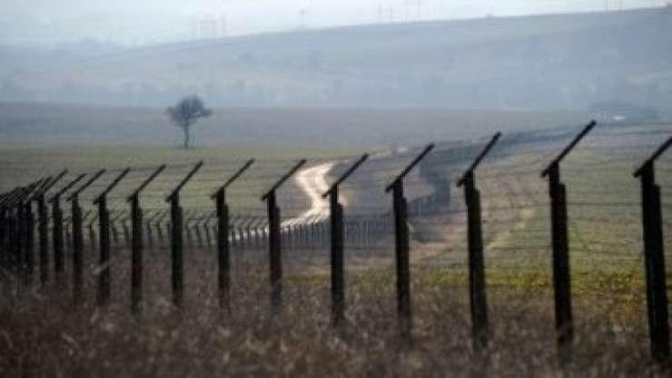 Undeva la frontiera dintre Bulgaria si Turcia