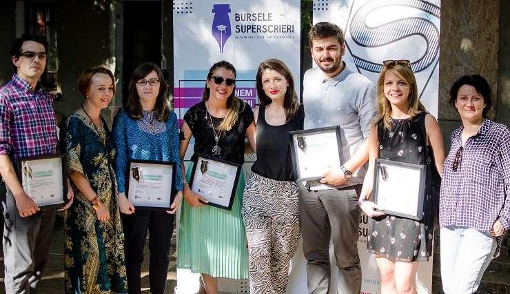 Jurnaliștii-bursieri câștigători