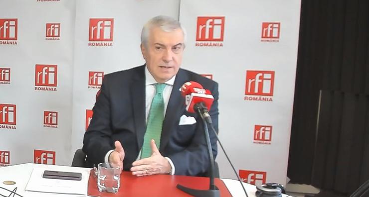 Călin Popescu Tăriceanu critică referendumul dorit de președintele Klaus Iohannis pe 26 mai