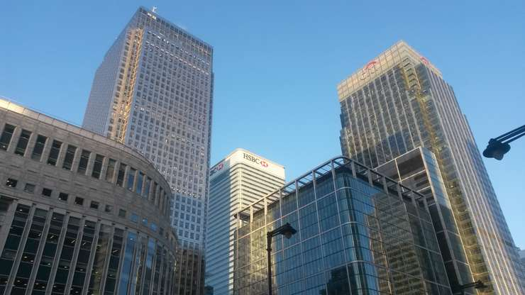 Centrul de afaceri Canary Wharf