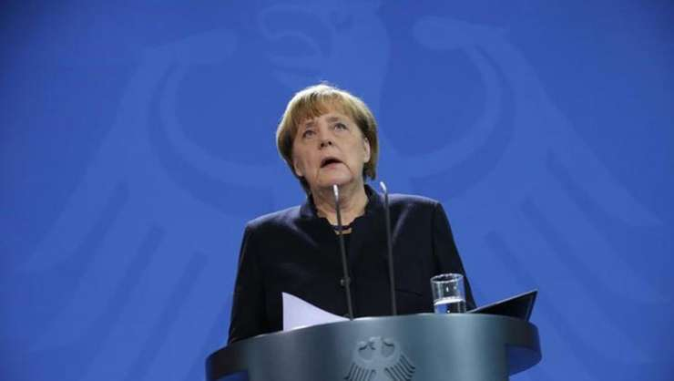 Cancelarul Germaniei - Angela Merkel