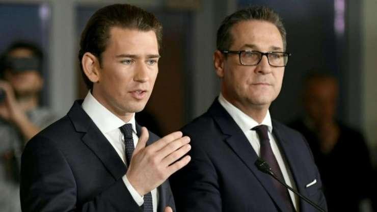 Cancelarul Sebastian Kurz si vice-cancelarul Heinz-Christian Strache au decis sa nu semneze pactul mondial privind migratia.