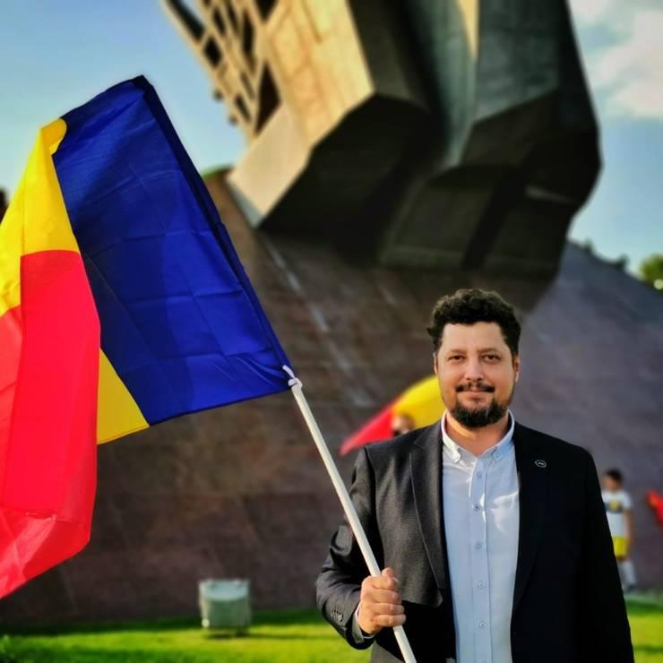 Claudiu Târziu vrea să fie primarul Bucureștiului (Sursa foto: Facebook/Claudiu Târziu)