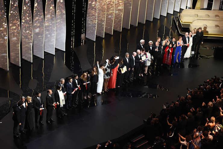 Juriul Festivalului de la Cannes si laureatii editiei 2016