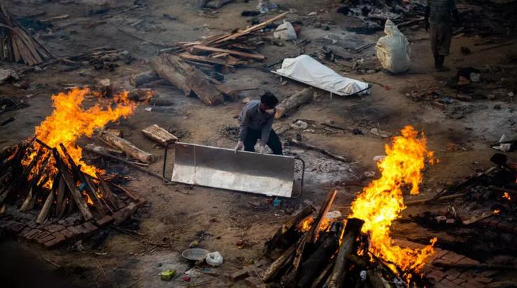 India a înregistrat peste 220 000 de decese de la începutul pandemiei.