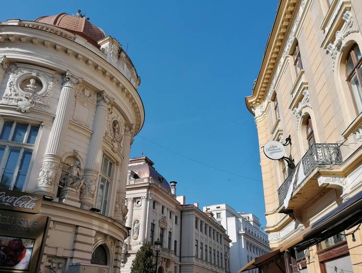 Noi restricții au fost aprobate sâmbătă, 27 martie 2021, pentru București (Sursa foto: RFI/Cosmin Ruscior)