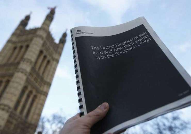 Cartea Albă a Brexit
