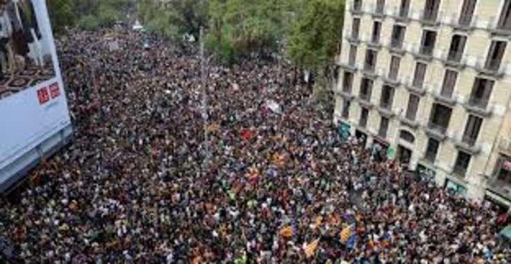 Catalonia: Grevă generală în sprijinul deținuților separatiști