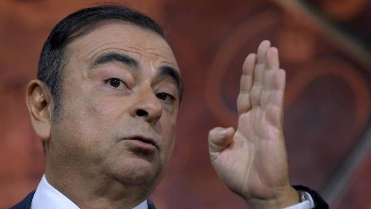 Carlos Ghosn a fugit din Japonia în Liban via Istanbul (Sursa foto: AFP/Eric Piermont)