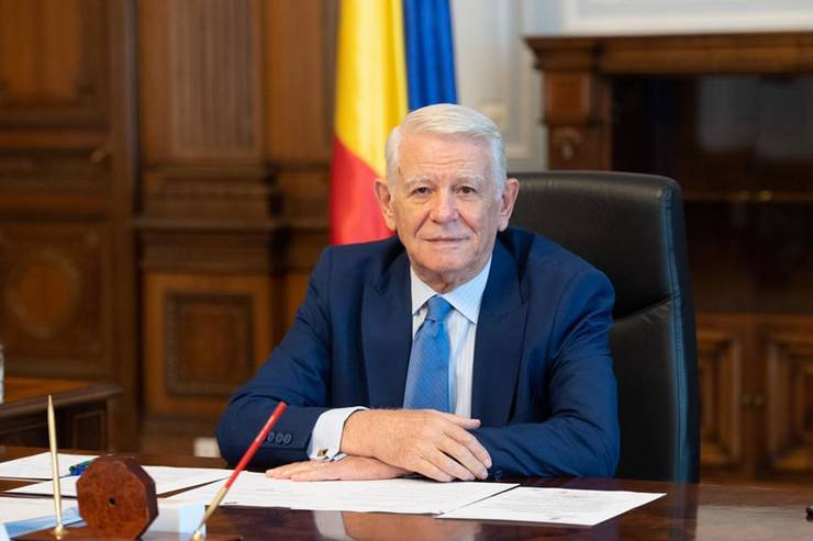 Teodor Meleșcanu primește o veste proastă de la CCR (Sursa foto: Facebook/Teodor Meleșcanu)