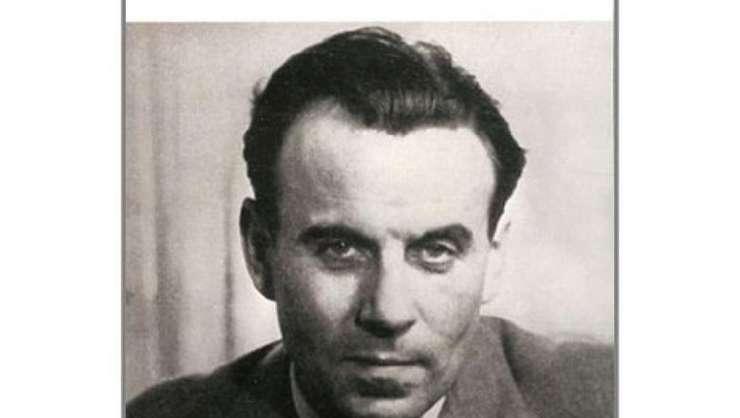 Louis-Ferdinand Céline in anii 50.