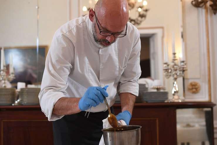 Chef Emmanuel Perrodin