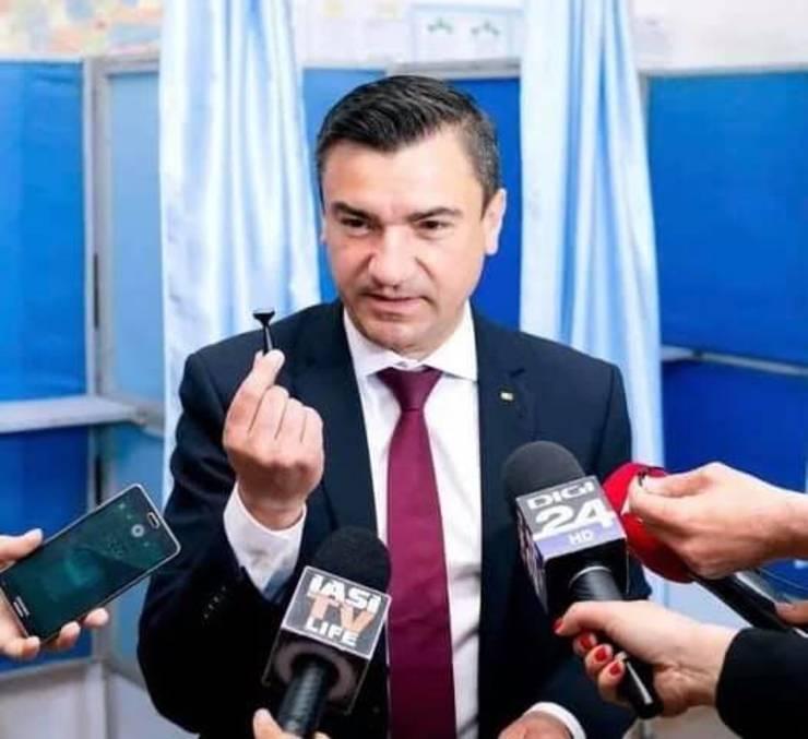 PNL are, pentru prima dată, în ultimii 30 de ani, un primar la Iași.