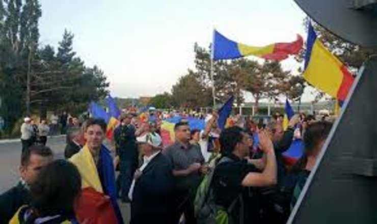 Parlamentul de la Bucureşti a adoptat Declaraţia pentru celebrarea Unirii Basarabiei cu România