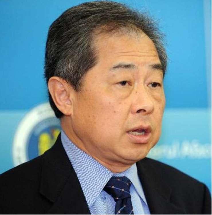 Profesorul Edward Chow are 35 de ani de experiență în domeniul energiei