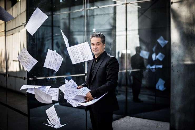 Dirijorul Christian Ciucà va concerta duminicà 17 septembrie la Ateneul român în cadrul Festivalului Enescu
