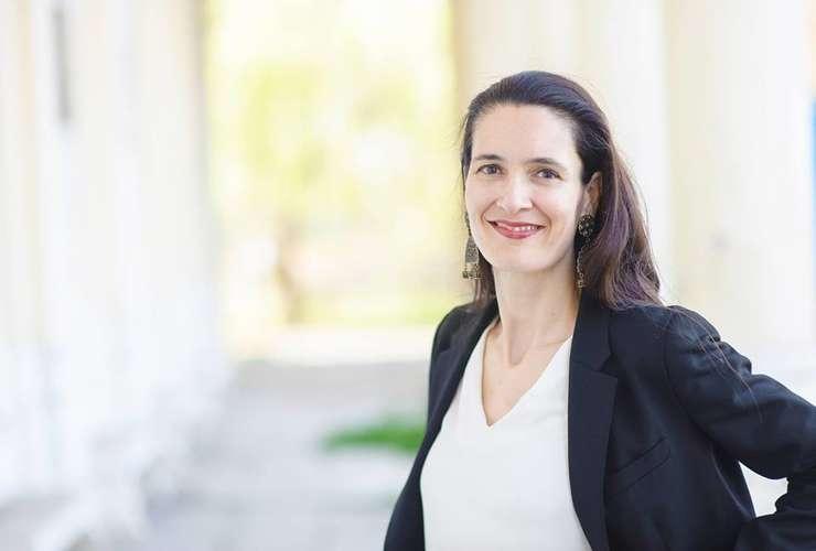 Clotilde Armand candidează pentru un loc în PE (Sursa foto: Facebook/Clotilde Armand)