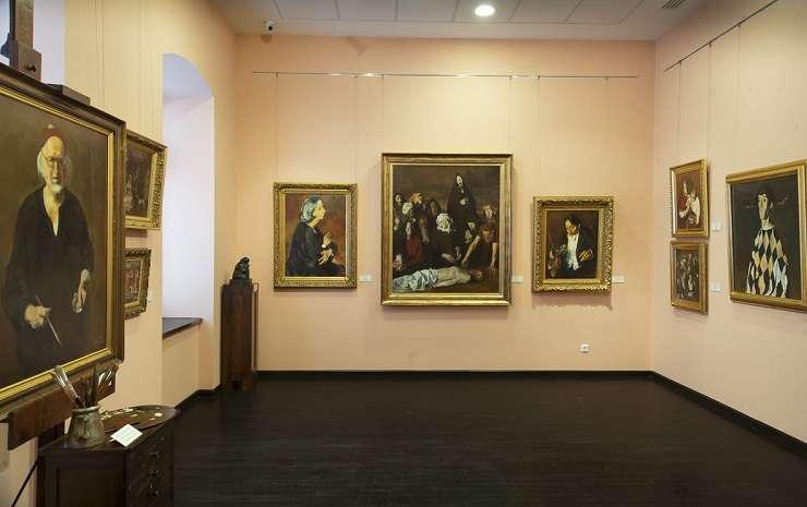 Colecția Corneliu Baba la Muzeul Colecțiilor de Artă