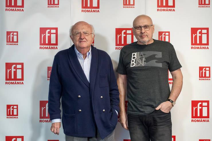 Vladimir Cosma şi Dan Schwartz