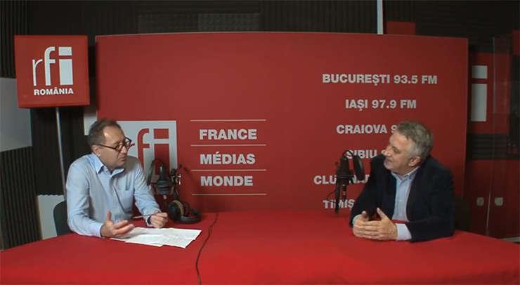Constantin Rudniţchi și Marius Bostan