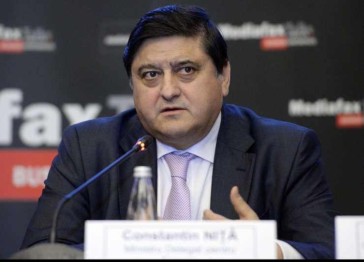 Vicepreşedintele PSD, Constantin Niţă