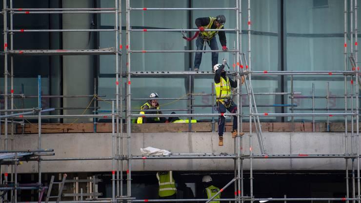 Construcții în Marea Britanie