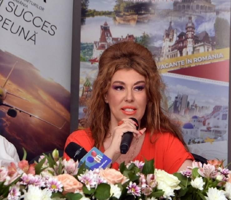 Președinta FAPT, Corina Martin (Sursa foto: Facebook/Federația Asociațiilor de Promovare Turistică)