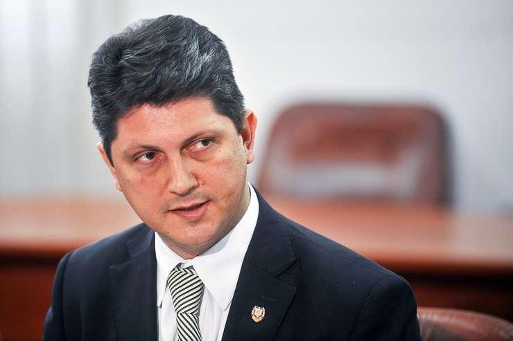 Senatorul PSD, Titus Corlăţean, fost ministru de Externe