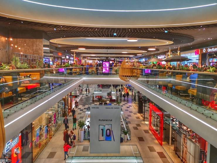 Mall-urile își modifică programul, din cauza coronavirusului (Sursa foto: Facebook/Mega Mall București)