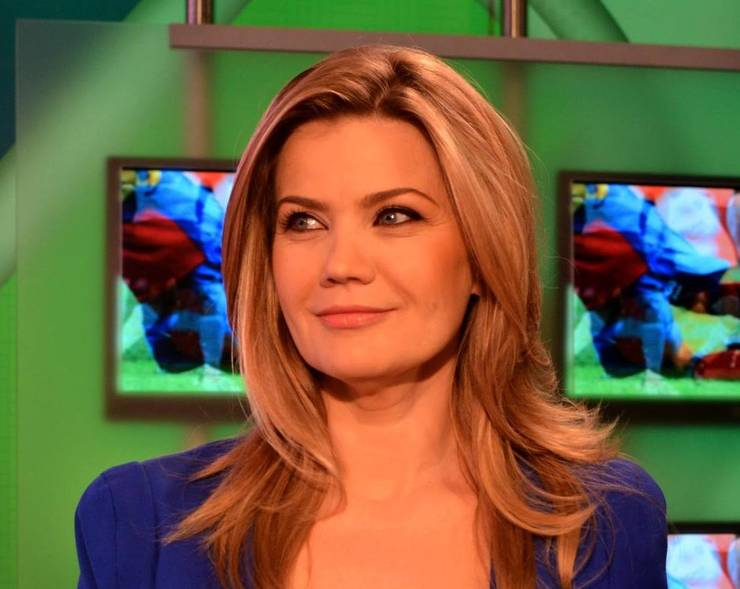Jurnalista Pro X Ioana Cosma