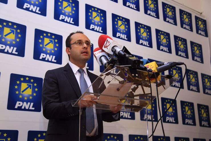Cristian Buşoi: Cu 20% nu vom reuşi să avem pretenţia de a bate PSD-ul la următoarele alegeri (Sursa foto: Facebook/Cristian Buşoi)