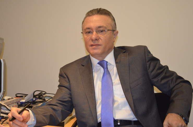 Fostul ministru de Externe, Cristian Diaconescu