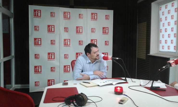 Cristian Ghinea acuză PSD, ALDE şi UDMR că fac zid în jurul Rovanei Plumb (Foto: arhivă RFI)