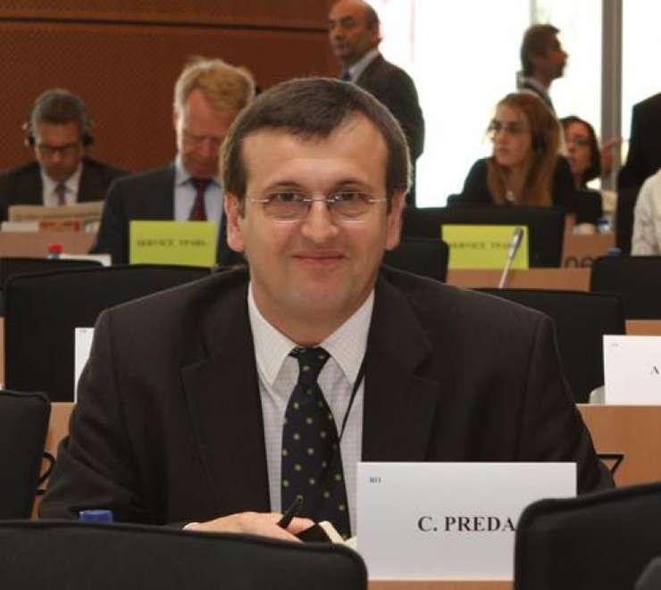 Cristian Preda, europarlamentar PPE (Foto: Facebook)