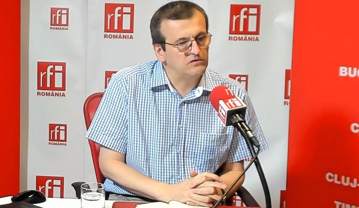 Cristian Preda: Declarațiile lui Rareș Bogdan sunt ridicole