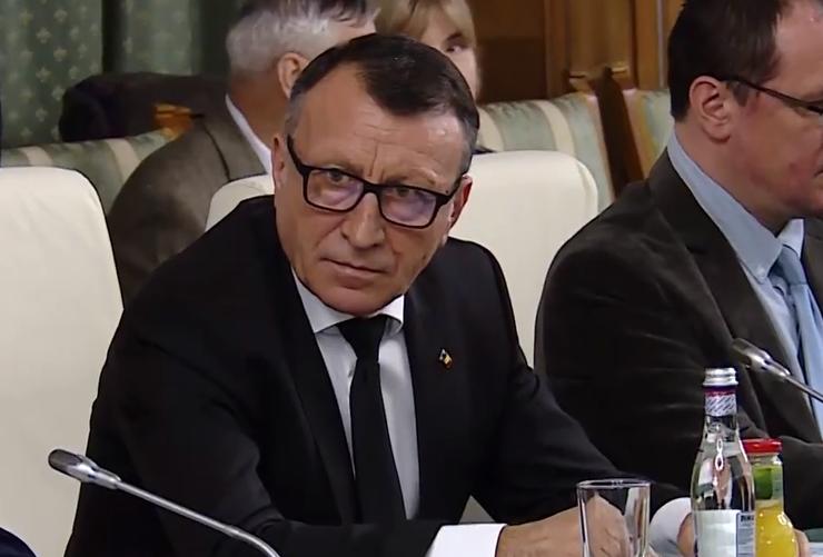 Paul Stănescu renunță la funcția de președinte executiv al PSD (Sursa foto: gov.ro)