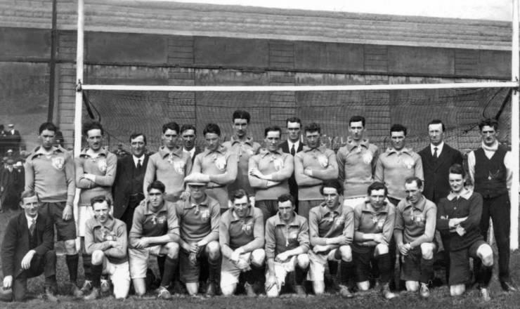 Echipa de fotbal gaelic Dublin