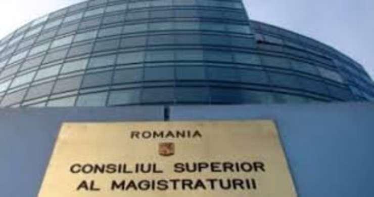 Consiliul Superior al Magistraturii da aviz negativ pe proiectul de modificare a legilor justitiei
