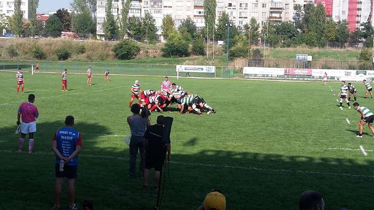 CSM Olimpia - Steaua