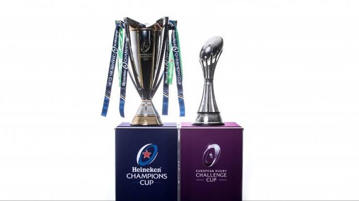 Cupele europene la rugby