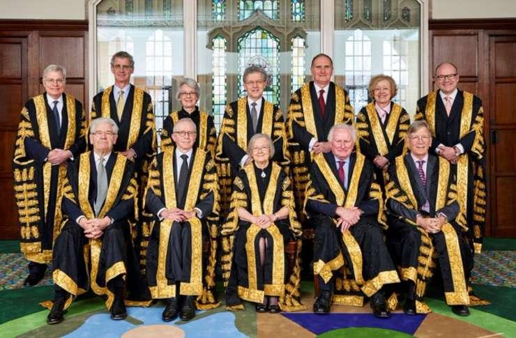 Curtea Supremă a Regatului Unit