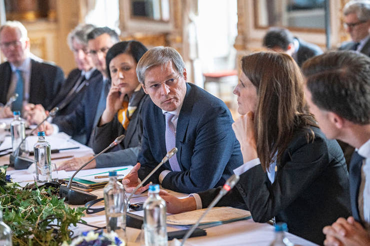 Dacian Cioloș: Am solicitat mai multă flexibilitate în perioada coronavirusului (Sursa foto: Facebook/Dacian Cioloș)