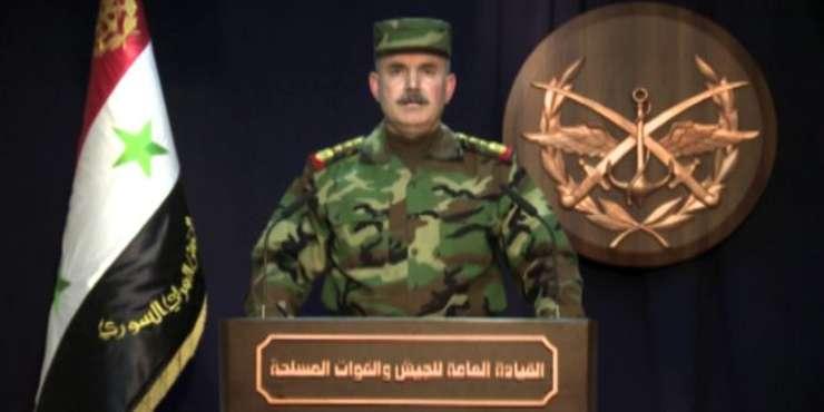 Comandantul Armatei Siriene